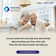 Long-term Nursing Home Care | Fair Deal Advice