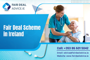 We can be your Nursing Home Support Scheme guide in Ireland!